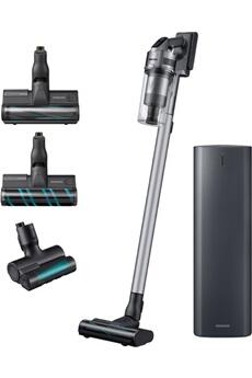 Aspirateur balai Samsung + station de vidange hygiénique VS20T7536P5