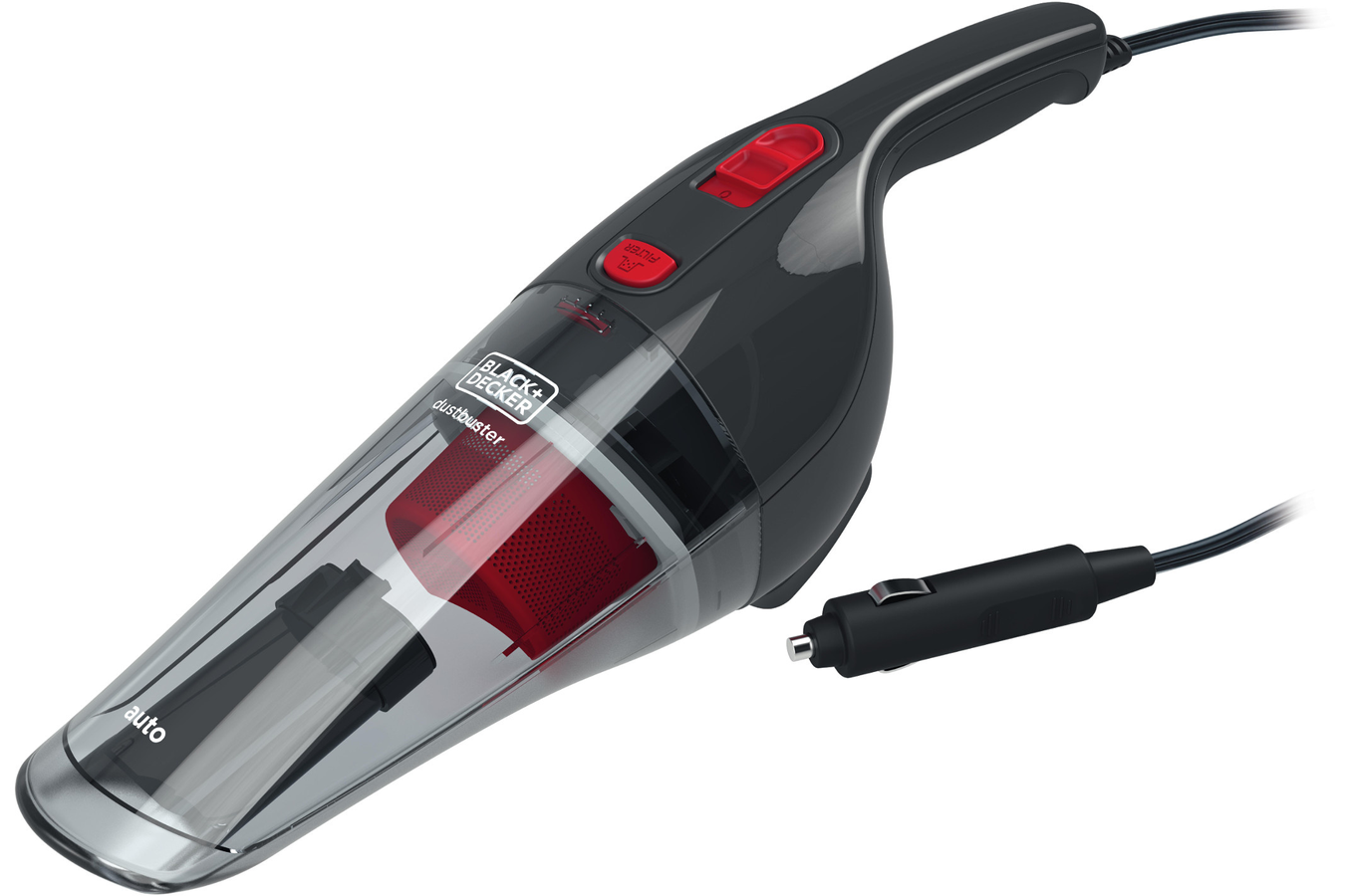 Aspirateur main black decker dustbuster auto nv 1200av - Petit aspirateur de table ...