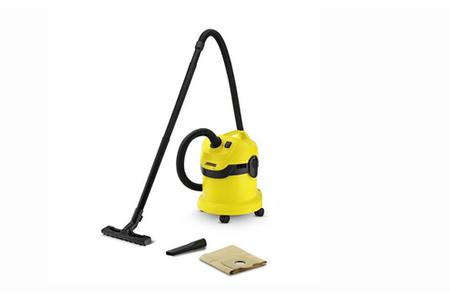 aspirateur eau et poussiere karcher wd2 darty. Black Bedroom Furniture Sets. Home Design Ideas