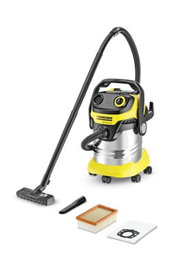 aspirateur eau et poussiere karcher wd 5 premium darty. Black Bedroom Furniture Sets. Home Design Ideas