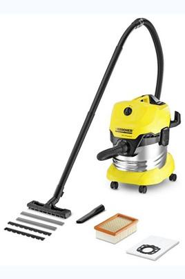questions r ponses aspirateur eau et poussiere karcher wd 4 premium darty. Black Bedroom Furniture Sets. Home Design Ideas