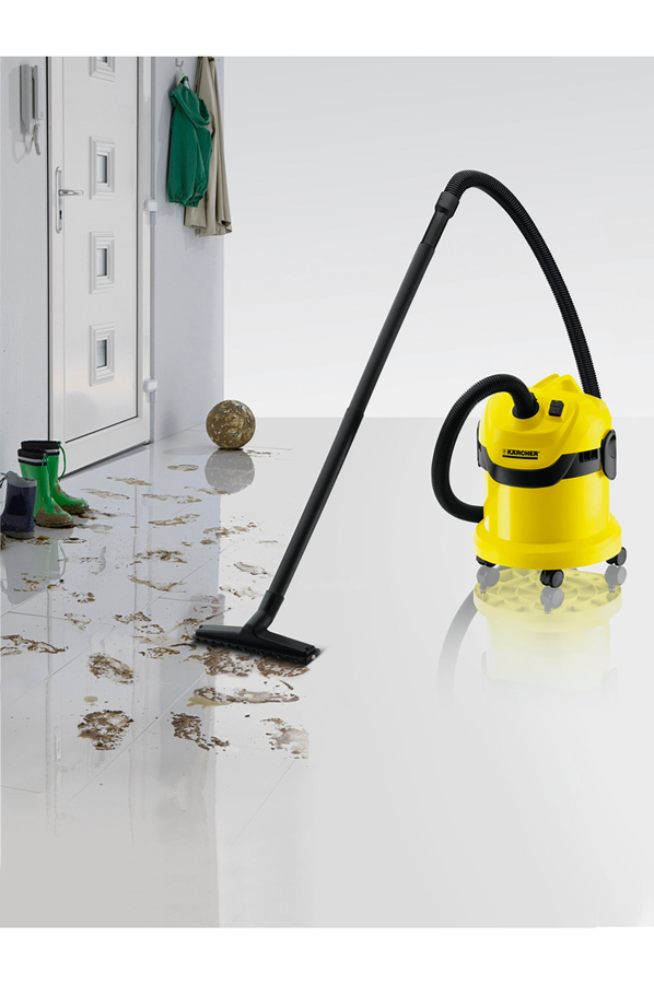 aspirateur eau et poussiere karcher wd 2200 wd2200. Black Bedroom Furniture Sets. Home Design Ideas