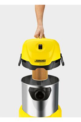 Aspirateur eau et poussiere Karcher WD 3 PREMIUM