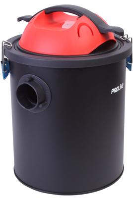 Aspire les cendres d'une température maximum de 40° Cuve en acier - Puissance 900 Watts Capacité 18 l Câble 5 mètres - Filtre Hepa