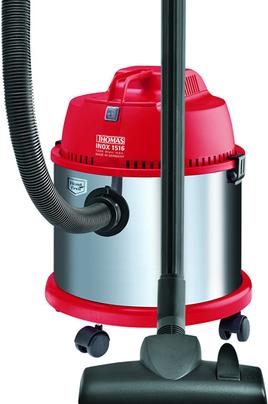 Aspirateur eau et poussiere Thomas INOX 1516
