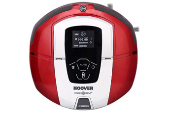 Aspirateur robot RBC040 ROBO.COM3 LITHIUM ROUGE RUBIS Hoover