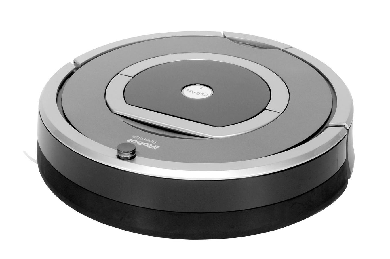 aspirateur robot irobot roomba780 kit ent 3810143 darty. Black Bedroom Furniture Sets. Home Design Ideas