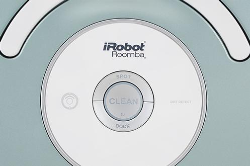 aspirateur robot irobot roomba 521 roomba 8930511. Black Bedroom Furniture Sets. Home Design Ideas
