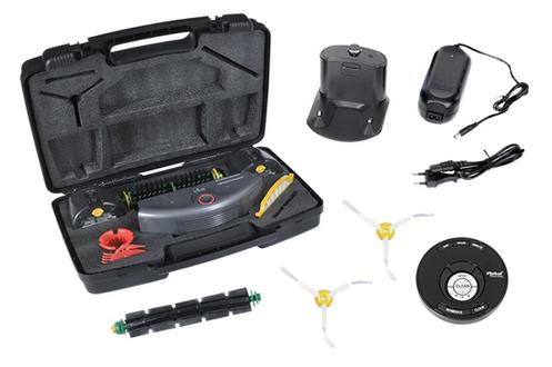 aspirateur robot irobot roomba 625 pro 3520170. Black Bedroom Furniture Sets. Home Design Ideas