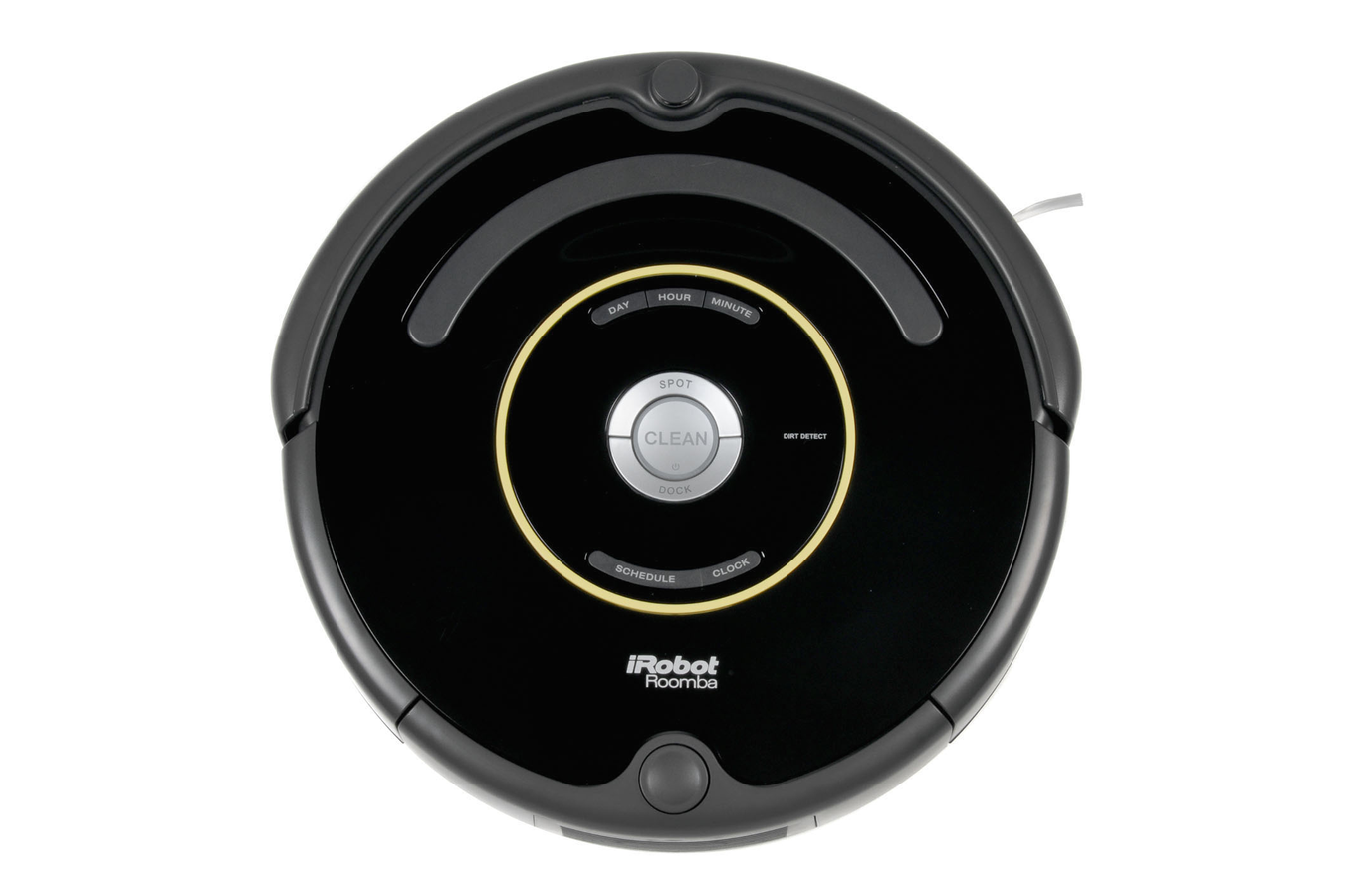 aspirateur robot irobot roomba 650 2 murs virtuels roomba 3640108 darty. Black Bedroom Furniture Sets. Home Design Ideas