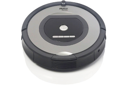 aspirateur robot irobot roomba 772 e darty. Black Bedroom Furniture Sets. Home Design Ideas
