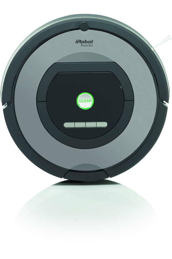 aspirateur robot irobot roomba 774 aspirateur robot roomba 4103459 darty. Black Bedroom Furniture Sets. Home Design Ideas