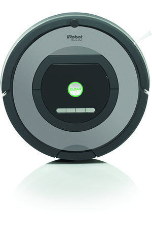 aspirateur robot irobot roomba 774 aspirateur robot roomba darty. Black Bedroom Furniture Sets. Home Design Ideas
