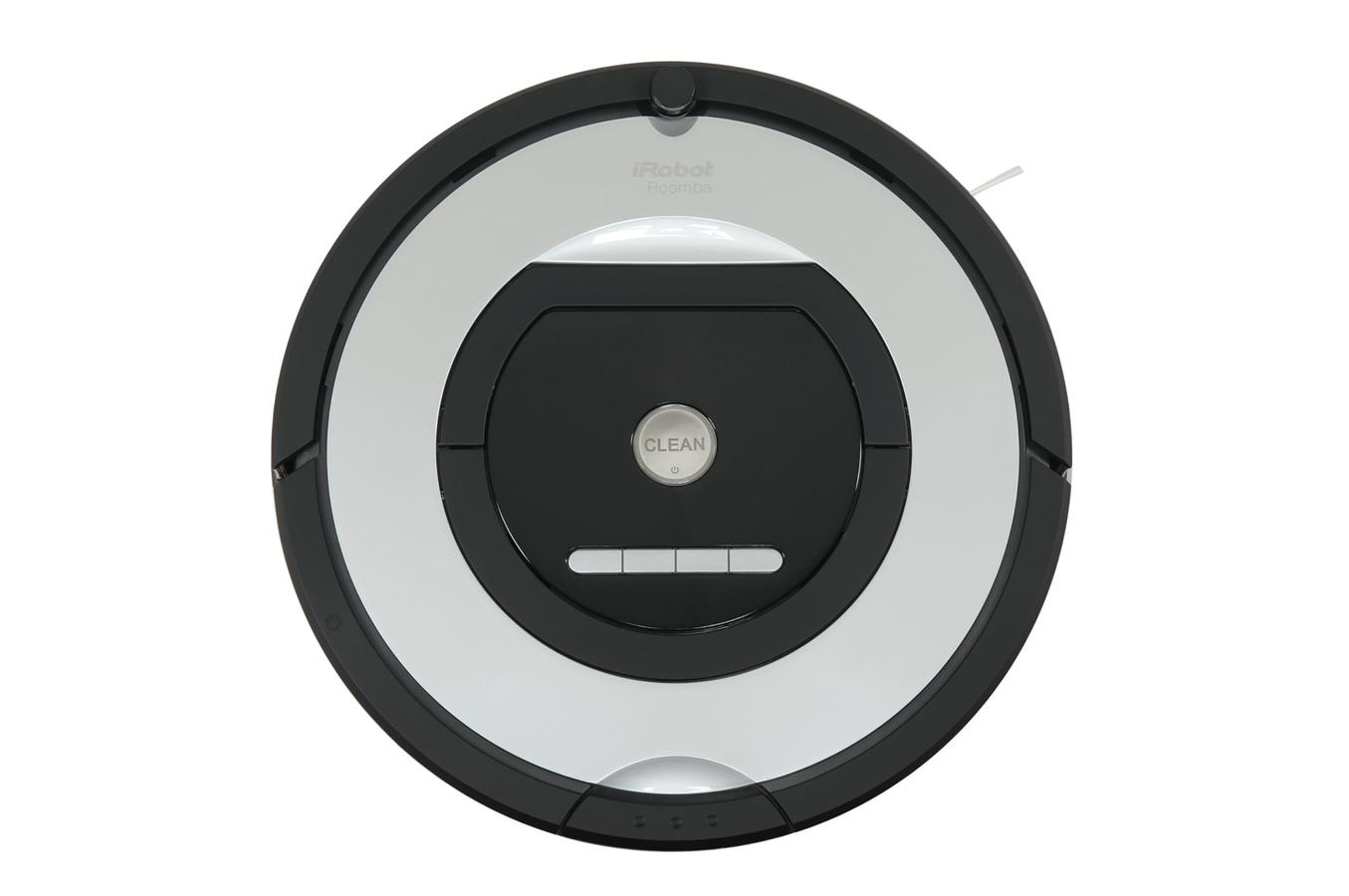 aspirateur robot irobot roomba 775 pet roomba 3640086 darty. Black Bedroom Furniture Sets. Home Design Ideas