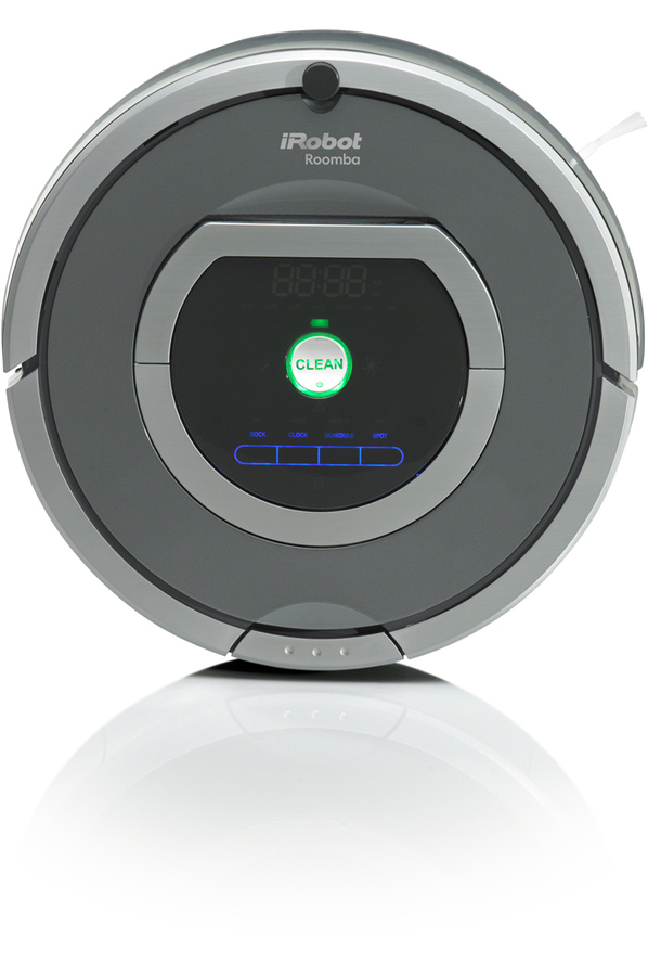 aspirateur robot irobot roomba 782 e darty. Black Bedroom Furniture Sets. Home Design Ideas