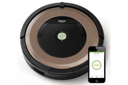 Aspirateur robot Irobot Roomba 895