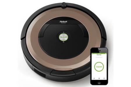 Aspirateur Robot Irobot Roomba 895 Darty