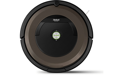 aspirateur robot irobot roomba 896 darty. Black Bedroom Furniture Sets. Home Design Ideas