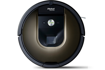 aspirateur robot irobot roomba 980 darty. Black Bedroom Furniture Sets. Home Design Ideas