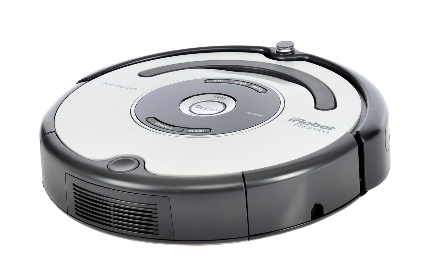 aspirateur robot irobot roomba pet 563 3192644 darty. Black Bedroom Furniture Sets. Home Design Ideas