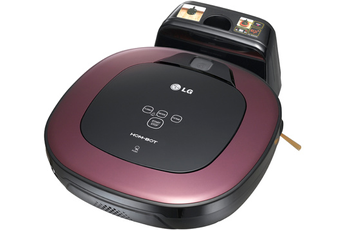Aspirateur robot VR6400PB HomBot Lg