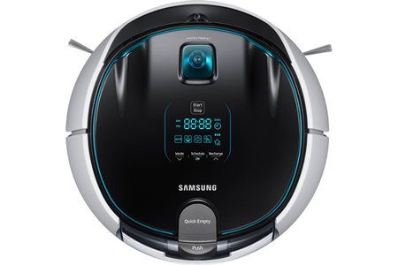 aspirateur robot samsung sr10j50fud darty. Black Bedroom Furniture Sets. Home Design Ideas