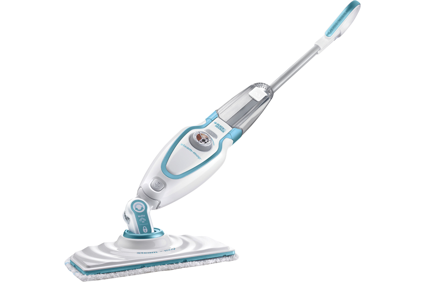 Nettoyeur vapeur black decker fsm1610 steam mop steammop 3721353 darty - Aspirateur balai black et decker ...