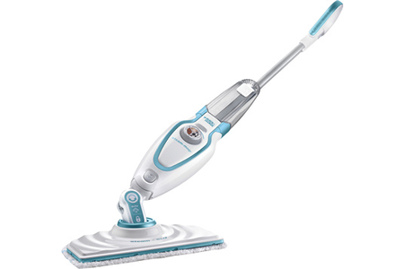 nettoyeur vapeur black decker fsm1610 steam mop steammop darty. Black Bedroom Furniture Sets. Home Design Ideas
