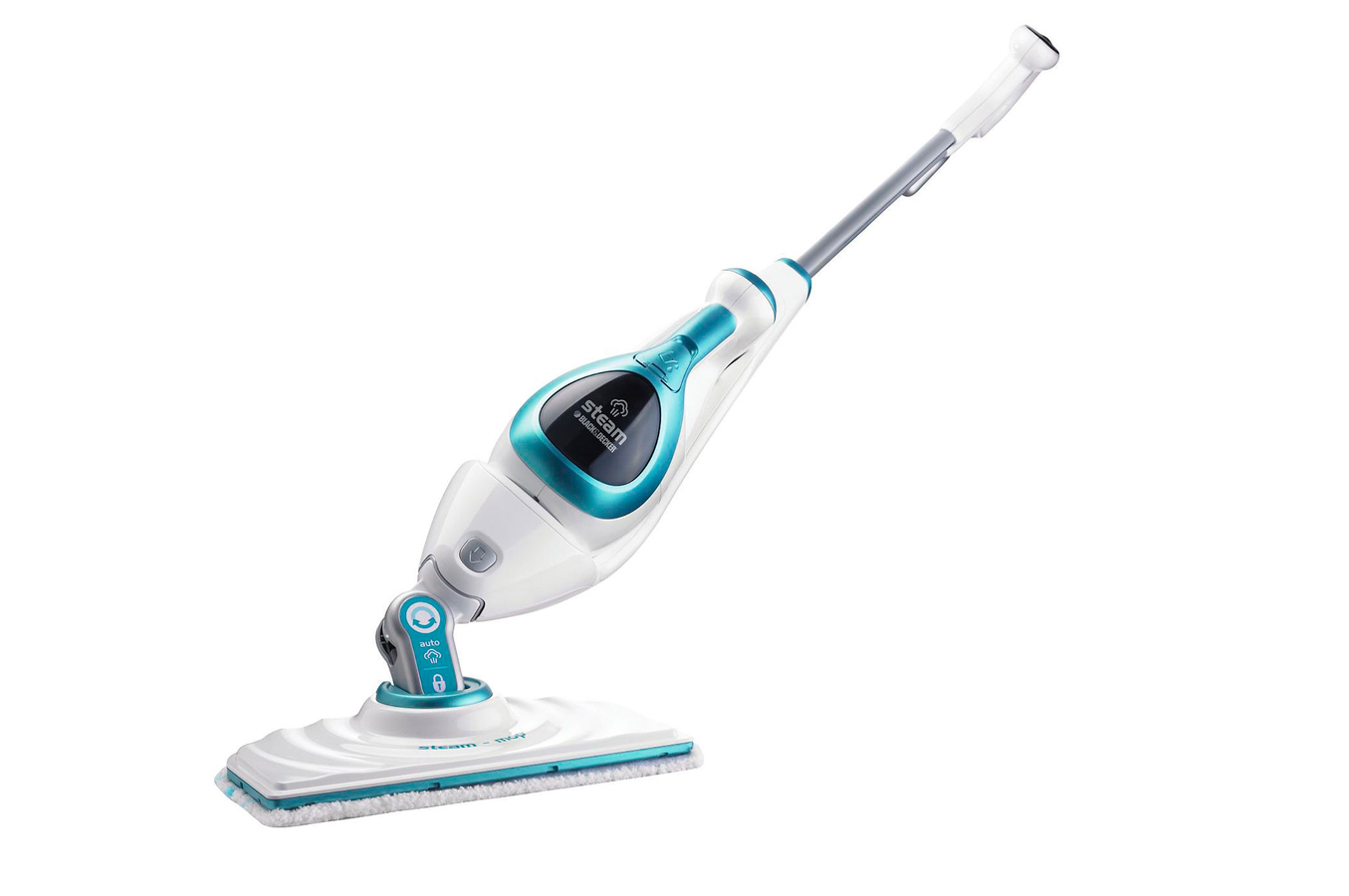 Nettoyeur vapeur black decker fsmh1621 steam mop steammop 3721345 darty - Aspirateur balai black et decker ...