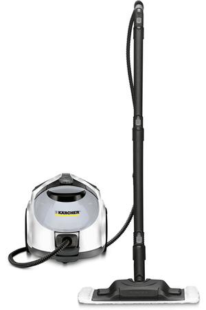 Argent/é Gris K/ärcher SC 5/Premium Iron Plug Nettoyeur /à vapeur cylindrique 1,5/l 2200/W Noir