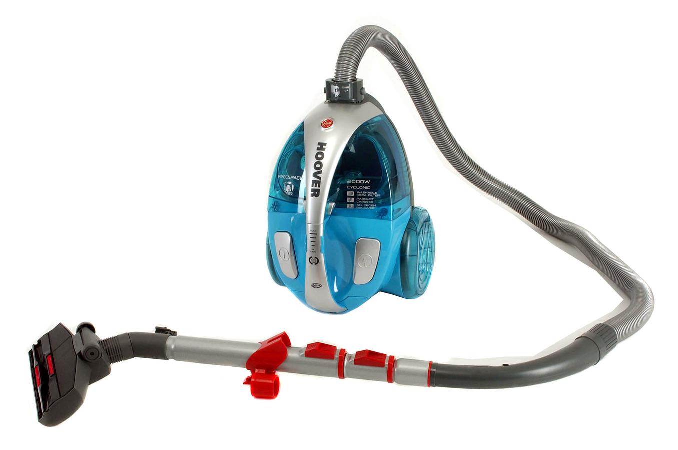 Aspirateur sans sac hoover tfs 7208 tfs7208 2449374 darty - Petit aspirateur sans sac ...
