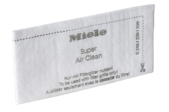 Filtre pour aspirateur SUPER AIR CLEAN SF-SAC 20 / 30 Miele
