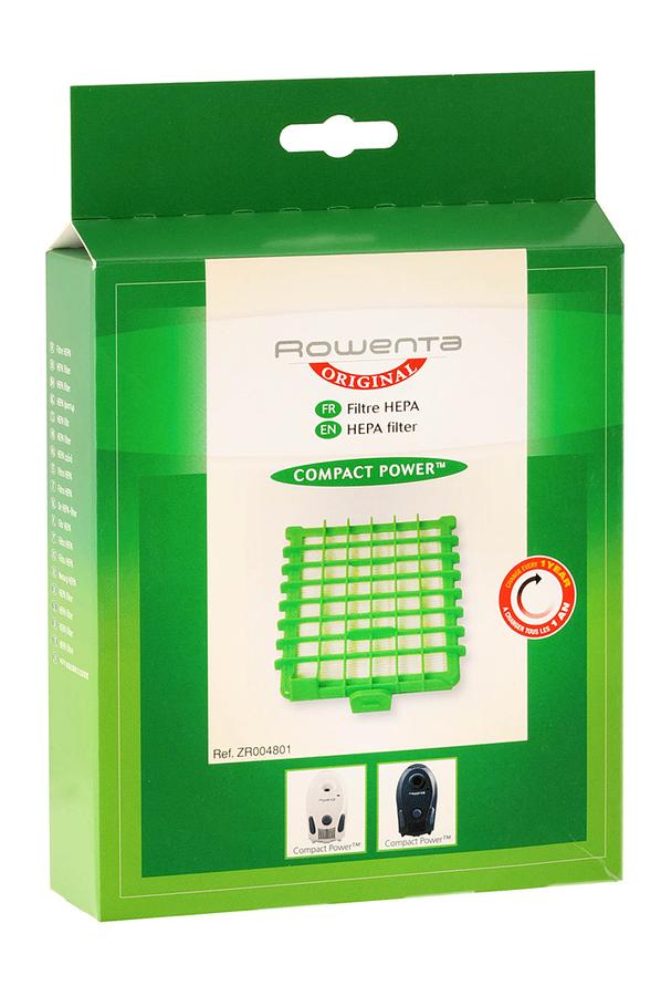 Filtre pour aspirateur rowenta filtre compact power zr004801 filtr o compactpower zr004801 - Filtre aspirateur rowenta ...