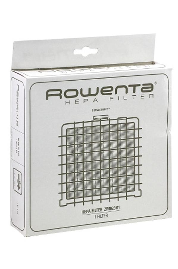 filtre pour aspirateur rowenta filtre hepa h13 zr002901. Black Bedroom Furniture Sets. Home Design Ideas