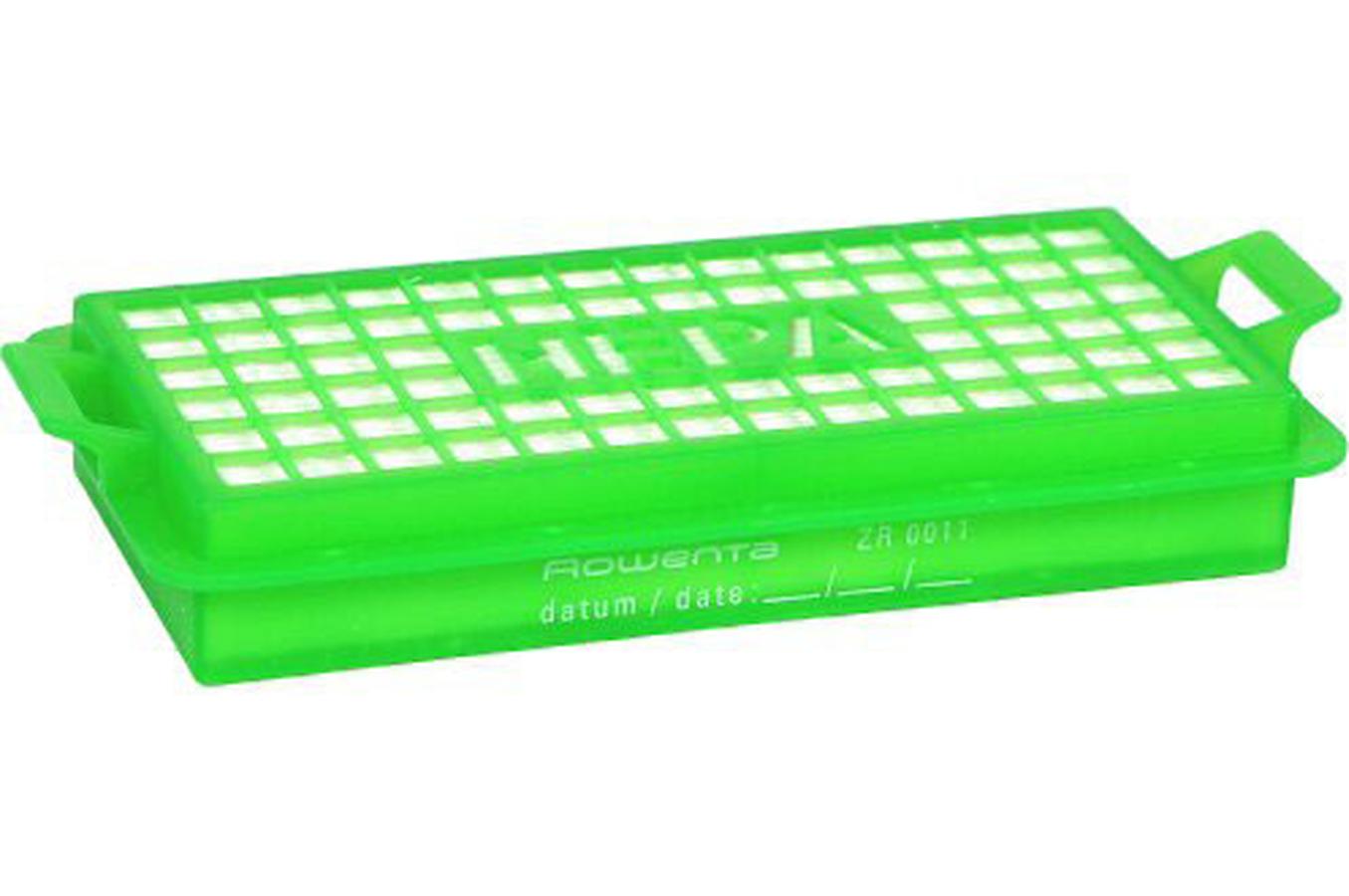 filtre pour aspirateur rowenta zr0011 1076930 darty. Black Bedroom Furniture Sets. Home Design Ideas