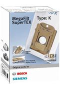 Sac aspirateur Bosch SAC TYPE:K