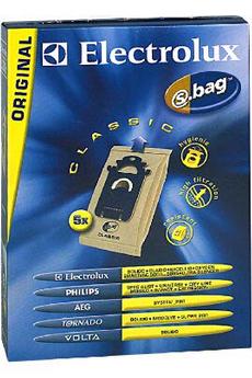 Sac aspirateur 5 Sacs E200B Electrolux