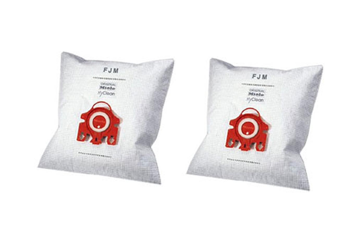 sac aspirateur miele pack 8 sacs fjm hyclean 3276503 darty. Black Bedroom Furniture Sets. Home Design Ideas