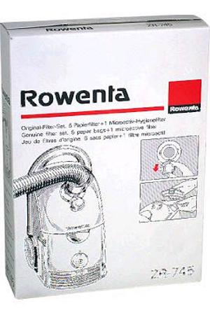 sac aspirateur rowenta zr 745 zr745 darty. Black Bedroom Furniture Sets. Home Design Ideas