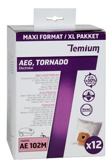 Sac aspirateur AE102M X12 Temium