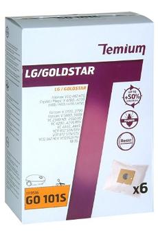 Sac aspirateur GO101S X6 Temium