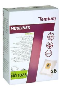 Sac aspirateur MO102S X6 Temium