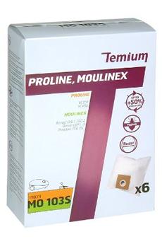 Sac aspirateur MO103S X6 Temium