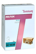 Sac aspirateur Temium NI103P X5