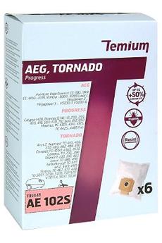 Sac aspirateur SAC A AE102S X6 Temium