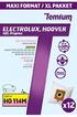 promotion Sac aspirateur Temium SAC HO114M