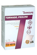 Sac aspirateur Temium TO107S X6