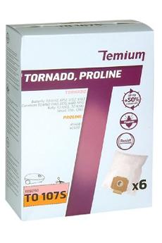 Sac aspirateur TO107S X6 Temium