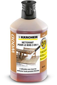 Accessoire nettoyeur haute pression NETTOYANT BOIS 3EN1 Karcher