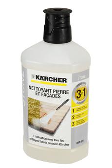 Accessoire nettoyeur haute pression NETTOYANT PIERRES ET FACADES 3 EN 1 Karcher